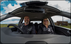 2017. Hyundai i20 1.2SE. (CWhatPhotos) Tags: cwhatphotos olympus pen epl8 four thirds wide angle fisheye fish eye view samyang prime lens 75mm digital camera photographs photograph pics pictures pic picture image images foto fotos photography artistic that have which with contain artistc art light auto automobile car white hyundai i20 hyundaii20 12se 12 se vehicle 2017 new brand inside cab dashboard controls man woman together two