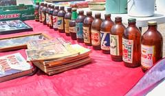 Beer Bottles (Paul Van Damme) Tags: beer fuji x100 aberfoyle beerbottles ontario canada stubbies