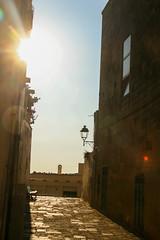 Otranto Sunset time (Maluni) Tags: italia italy puglia apulia otranto mediterraneo mediterranean sunset controsole controluce salento