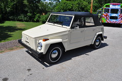 "1973 VW Thing • <a style=""font-size:0.8em;"" href=""http://www.flickr.com/photos/85572005@N00/34919217144/"" target=""_blank"">View on Flickr</a>"