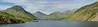 Wast Water, Lake District (Stephen Brown Images) Tags: mountains mountain lake distrcit cumbria england united kingdom landscape water wast hills fells scafell pike hike europe summer clouds sky 70200mm vrii nikon 5100 d5100