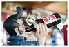 The King (leo.roos) Tags: beer bier jupiler heartbreakhotel elvis beachrestaurant beachclub strandtent oosterend terschellingmay2017 frisianislands waddenislands waddeneilanden netherlands a7s meyeroreston5018 zebra m42 1965 darosa leoroos