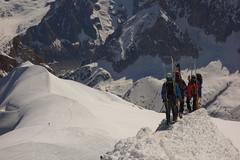 Mont Blanc (denismartin) Tags: montblanc hautesavoie valléeblanche mountains mountain alpes alps alpinism snow glacier chamonix aiguilledumidi aiguilledumidicablecar denismartin france beauty landscape nature