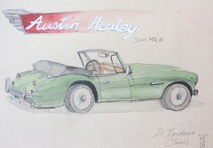 Day 154 #dailypainting #drawing #usk #uskswitzerland #lelanderon #landeronclassic #landeronclassic2017 #onesketchaday #onedayonesketch #onesketchoneday #austinhealey #oldcar #oldcardrawing (nyiramvura) Tags: dailypainting drawing usk uskswitzerland lelanderon landeronclassic landeronclassic2017 onesketchaday onedayonesketch onesketchoneday austinhealey oldcar oldcardrawing