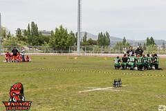 II Trofeo Ciudad de Tres Cantos Categoría Femenina - Jabatos 13 - Piélagos Berserkers 39