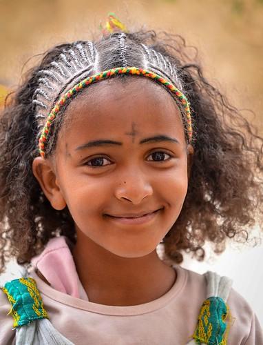 Ashenda Girl, Tigray (explore)