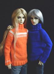 New Clothes (vivianne_undo) Tags: iplehouse bjd raoul iason