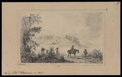 Vue de l'Ile de Tamaraca : d'aprés une Gouache du XVIIe... (BNDigital) Tags: escravos viajantes