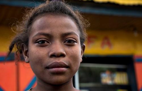 Street Girl, Madagascar