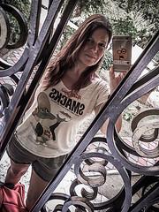 Resurfacing (Melissa Maples) Tags: antalya turkey türkiye asia 土耳其 apple iphone iphone6 cameraphone summer me melissa maples selfportrait woman brunette photographer mirror reflection