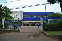 Pabrik Bentoel (Everyone Sinks Starco (using album)) Tags: eastjava jawatimur building gedung arsitektur architecture factory pabrik malang
