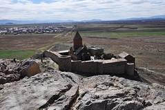 Khor Virap (Armenia). Monasterio (santi abella) Tags: khorvirap armenia