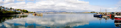 Roundstone - Ireland (christophe.laigle) Tags: irlande ireland fuji port xf60 roundstone panorama xpro2 harbour galway