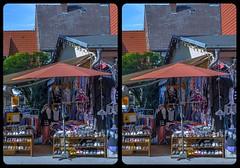 Textile street trader 3-D / CrossView / Stereoscopy / HDR / Raw (Stereotron) Tags: quietearth europe germany crosseye crosseyed crossview xview cross eye pair freeview sidebyside sbs kreuzblick 3d 3dphoto 3dstereo 3rddimension spatial stereo stereo3d stereophoto stereophotography stereoscopic stereoscopy stereotron threedimensional stereoview stereophotomaker stereophotograph 3dpicture 3dglasses 3dimage twin canon eos 550d yongnuo radio transmitter remote control synchron kitlens 1855mm tonemapping hdr hdri raw vietnamesisch vietenamese citylife outdoor sale clothing clothes shoes kleidung schuhe verkauf strasenverkauf händler textil handel streetphotography town wernigerode mountains gebirge ostfalia sachsenanhalt saxonyanhalt ostfalen harz