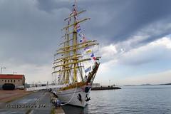 El Velero Rumano Mircea es un velero del tipo barca de tres mástile  (3) (javier_cx9aaw) Tags: elero rumano mircea