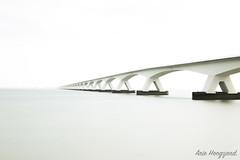 Zeelandbrug (hoogzand) Tags: zeelandbrug brug bridge lowkey milvus 250m zf2 50mm milvus250m nuances cokin