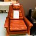 Two tone fabric chair E175