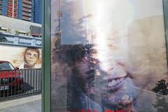 IMG_7142 (Mud Boy) Tags: losangeles cityincalifornia losangelesisasprawlingsoutherncaliforniacityandthecenterofthenation'sfilmandtelevisionindustry la downtown southerncalifornia california streetart mural graffiti muhammadali nafsa2017 nafsa17
