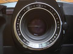 Schneider-Kreuznach Xenon 1.9/50mm (katsutnb) Tags: xenon scheidr eos kodal