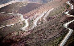 Jujuy (damianbendersky) Tags: jujuy argentina road camino sinuoso curvas curvy curves mountains montañas vista panoramica awesomeness