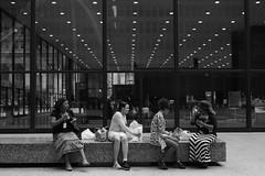 """Dining After Dark"" - Downtown Chicago - 15 Jun 2017 - 80D - 176 (Andre's Street Photography) Tags: chicago15jun201780d chicago downtown chitown theloop innercity federalplaza postoffice post office dar afterdarkdusksunset darkness night nightscene nightphotography women city eating afterdark diningafterdark street straat straatfotografie straatportret streetphotography streetportrait urban urbanlife takeout takeoutfood talking bags together streetlife people blackandwhite bw bwphotography zwartwit schwarzweiss schwarz weiss noiretblanc blancoynegro larue lacalle strasse strada fotografiadistrada urbanphotography photobyandrevanvegten chicagoist chicagotribune chicagojournal chicagomagazine chicagoreader dedeka enjoyillinois atributetoedvanderwlsken dedicatedtodianaarbus robertfranksworld streetphotographymagazine dutchstreetphotographer chicagostreets chicagostreetphotographer"