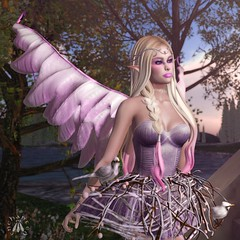 Pink — Hair Fair 2017 Photo Contest (gwen.enchanted) Tags: maitreya catwa mesange swallow moonamore elikatira alegria pichi zibska lumae