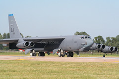 (scobie56) Tags: b52h stratofortress 2nd bomb wing barksdale louisiana heavy bombers usaf united states air force riat global strike command