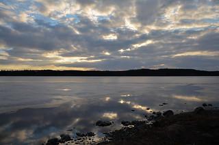 Lake Mommilanjärvi