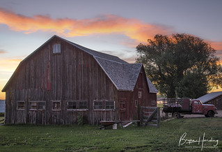 Sunrise Start - Boulder County, Colorado