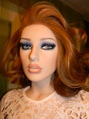 Almax Mannequin (capricornus61) Tags: almax display mannequin shop window doll dummy dummies figur puppe schaufensterpuppe face body woman art home indoor collecting sammeln beauty lips