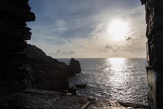 tramonti a portovenere