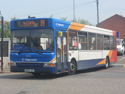 Stagecoach 35221 KX56 JZC