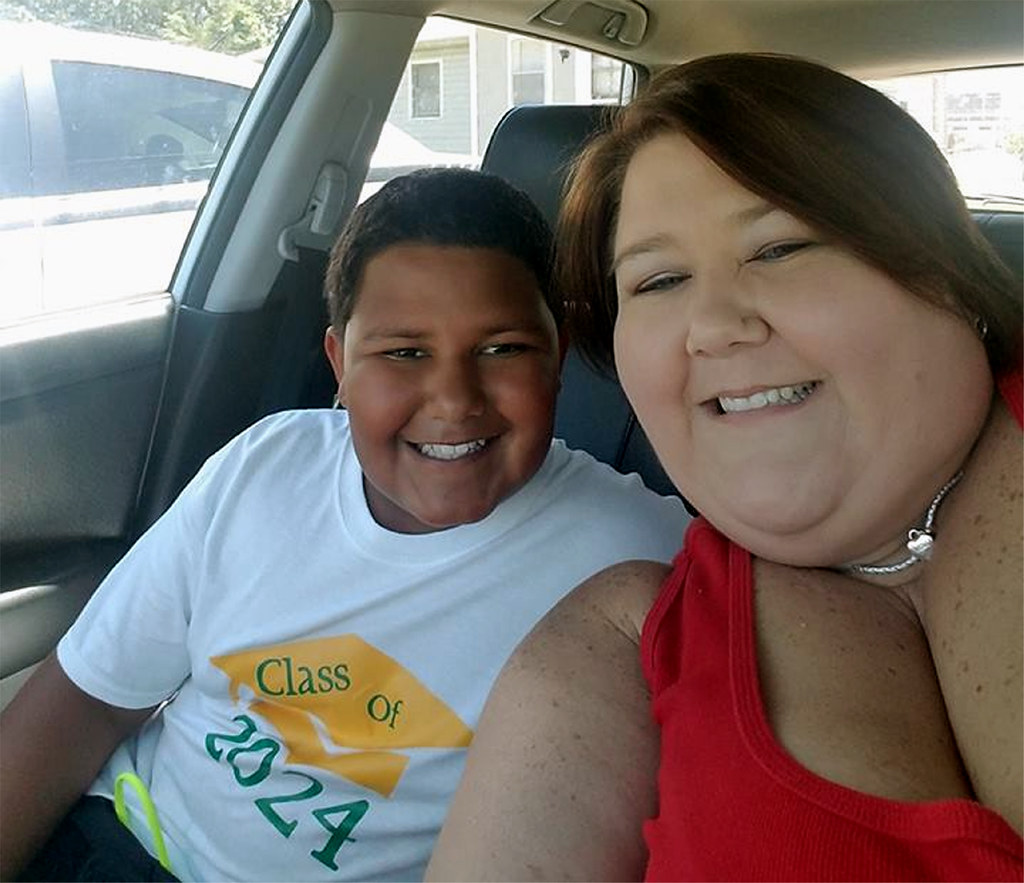 Pity, that bbw mom and son