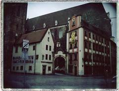 Wrocław XLII (__Daniele__) Tags: wrocław breslau silesia polska polen poland pologne polonia mamiya universal polaroid 100c fuji film analogue analog