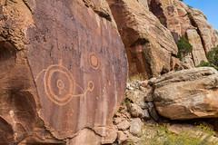 Highway 211 Rock Art (W9JIM) Tags: w9jim rockart petroglyph 7d 24105l canyonlands hyw211 24mm
