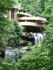 Fallingwater, near Pittsburgh PA (Aldene.Gordon) Tags: pittsburgh pa fallingwater frank lloyd wright architecture
