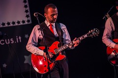 Trutz Groth & The Beat Circus live Cuneo - 9.06.2017