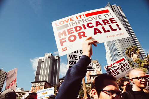 Medicare for All Rally, From FlickrPhotos
