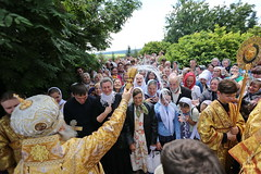 073. The Feast of All Saints of Russia / Всех святых Церкви Русской 18.06.2017