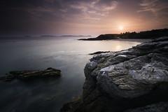 Playa de Paxariñas (jojesari) Tags: ar217g 1817 playadepaxariñas portonovo sanxenxo pontevedra galicia sunset atardecer ocaso puestadesol jojesari suso