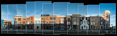 Graaf Floriskade (glukorizon) Tags: 52weeksof2017 architecture coendersbuurt collage delft graaffloriskade house huis joiner nederland newbuilding nieuwbouw straat street westerkwartier zuidholland