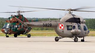 PZL-Swidnik Mi-2 | Polish Navy