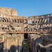 Inside of the Colosseum, Rome