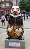 Shakesbear (ahisgett) Tags: birmingham children's hospital charity wild art big sleuth 2017 bearmingham street sculpture