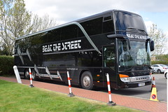 Dream Theater 'Images And Words' Tour 2017 Beat The Street Tour Bus IL 290 ES (5asideHero) Tags: dream theater images and words tour 2017 beat the street double decker sleeper coach band transport nightliner setra s431 dt il 290 es