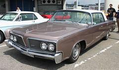 Crown Sedan (Schwanzus_Longus) Tags: street mag show german germany us usa america american old classic vintage car vehicle sedan saloon chrysler imperial crown hardtop