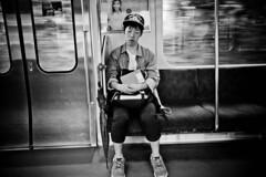 2:10 Kashiwa-Narita (Camera Freak) Tags: train kashiwa blackandwhite monochrome leica m10 28mm perar