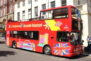Stagecoach: 17239 X239NNO Dennis Trident/Alexander