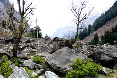Kashmir valley (ashugraphy35mm) Tags: kashmir snow himalaya mountain valley white hill nature scenery landscape