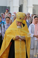 005. The Feast of Saint John, Wonder-worker of Shanghai and San Francisco in Adamovka Village / Свт. Иоанна Шанхайского в Адамовке 02.07.2017